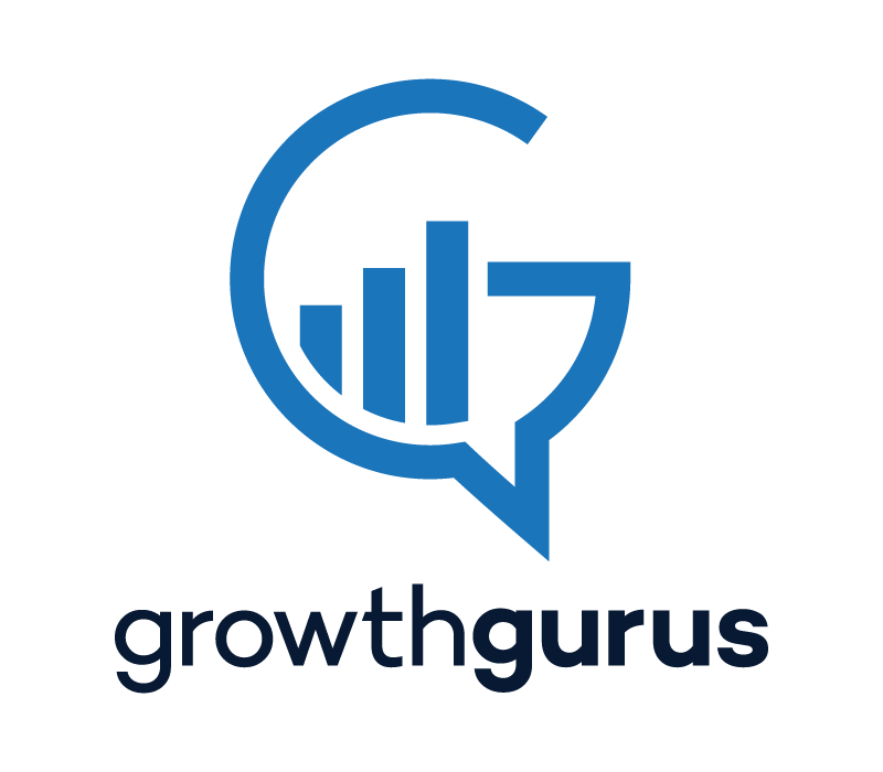 Growth Gurus Logo_Colour Square on White